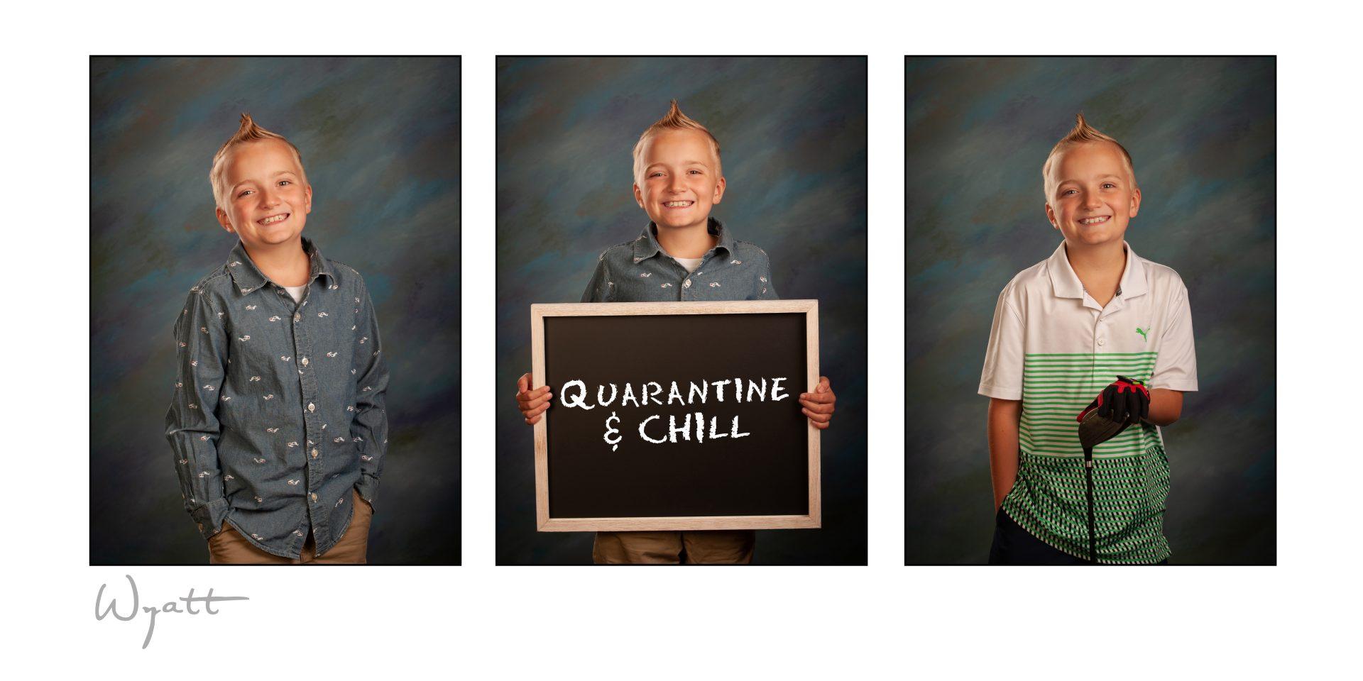 school portraits 2020